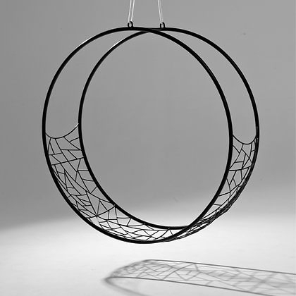 Handmade Metal Wheel Swing, Prime Design