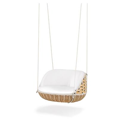 Handmade Rect Hang Swing, Prime Design, 1 Seater