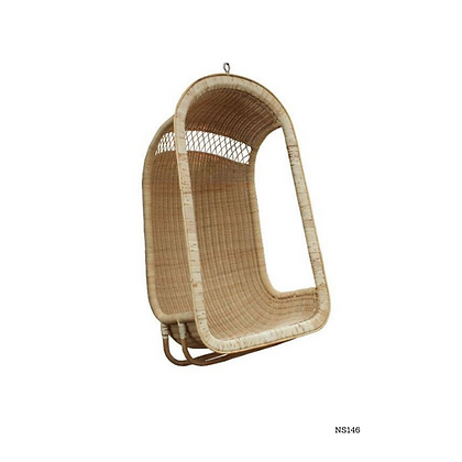 Handmade Rattan Rocking Chair - NS146