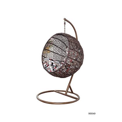 Handmade Rattan Round Nest Egg Swing Chair - NS49