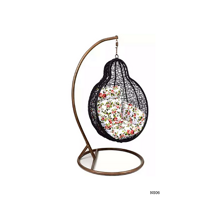 Handmade Rattan Hanging Swing Chair-NS06