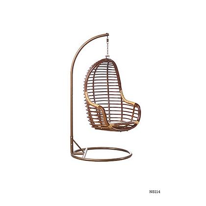 Handmade Rattan Rocking Swing Chair - NS114
