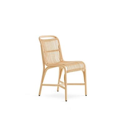 Handmade Natural Rattan Maria Dining Chair