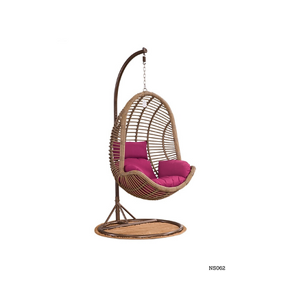 Handmade Egg Swing Chair For Home, Garden, Hotel Indoor and Outdoor - NS62