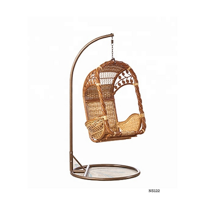 Handmade Rattan Rocking Swing Chair - NS122