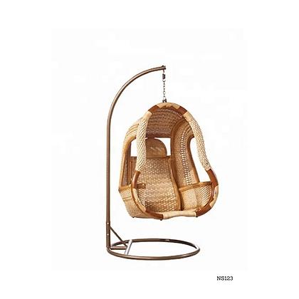 Handmade Rattan Rocking Swing Chair - NS123