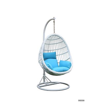 Handmade Modern Unique Rattan Egg Swing Chair  - NS56