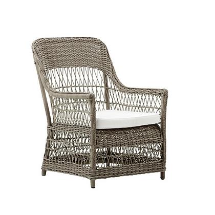 Handmade Orvokki Lounge Chair