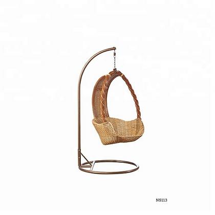 Handmade Rattan Rocking Swing Chair - NS113