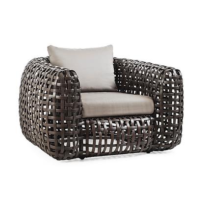 Handmade Hana Wei Easy Arm Chair