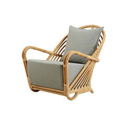 Handmade Rattan Hadley Lounge Chair