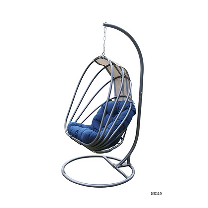Handmade Hanging Swing Chair For Indoor and Outdoor - NS119