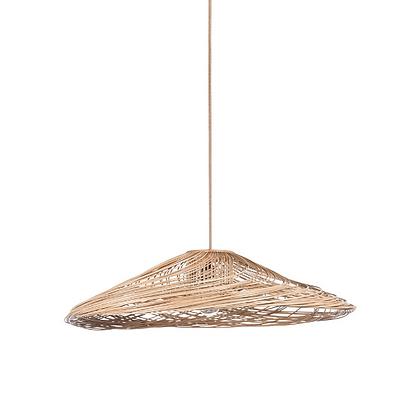 Handmade Natural Rattan Village Lamp Light best for interior design