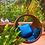 Thumbnail: Handmade Natural Bird Nest Swing, Natural Rattan