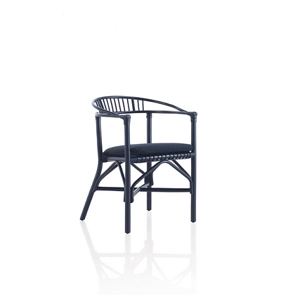 Handmade Natural Rattan Akeem Arm Chair