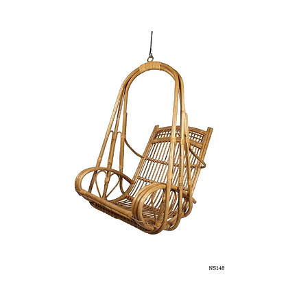Handmade Rattan Hanging Chair For Indoor and Outdoor - NS148