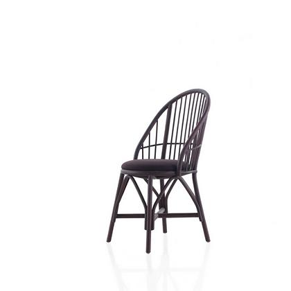 Handmade Natural Rattan Nargish Dining Chair