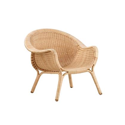 Handmade Natural Ida Yaffa Chair