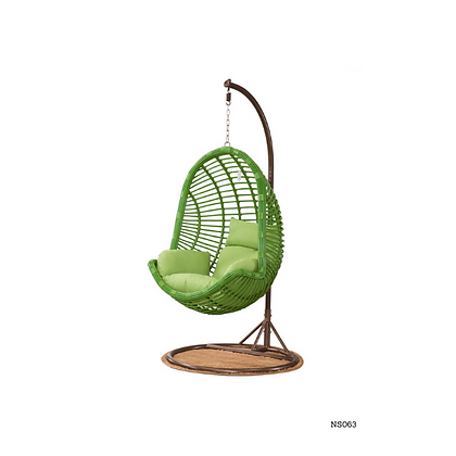 Handmade Egg Swing Chair For Home, Garden, Hotel Indoor and Outdoor - NS63