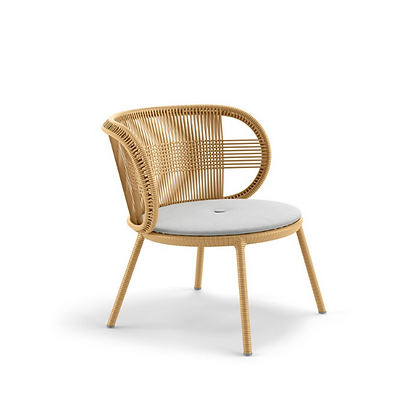 Handmade Wicker Safron Afaf Lounge chair