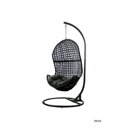 Handmade Rattan Hanging Swing Chair - NS118