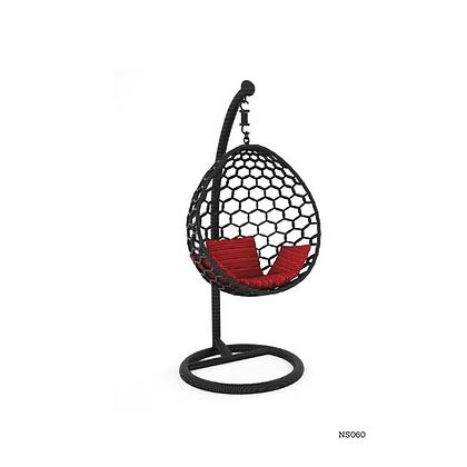 Handmade Bubble Egg Swing Chair For Terrace Garden  - NS60
