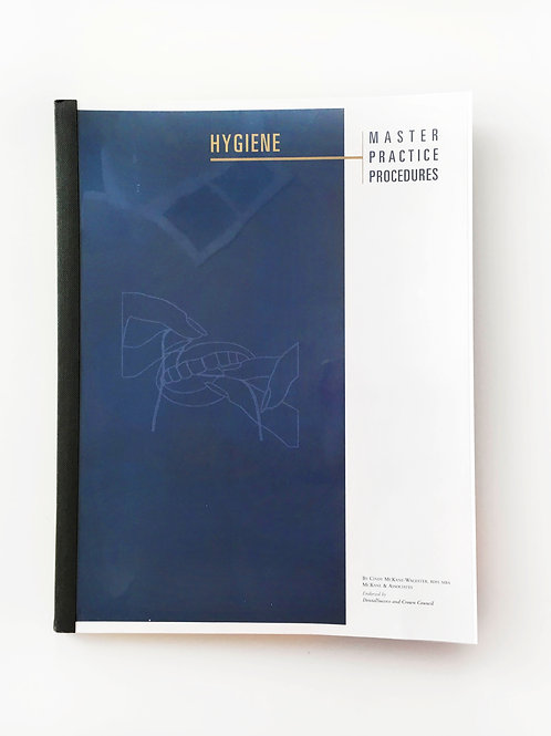Master Practice Procedures: Hygiene