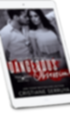 Dangerous Obsession by USA TODAY bestselling author Cristiane Serruya cover
