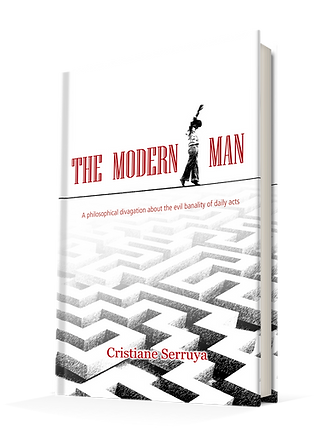 The Modern Man by Cristiane Serruya