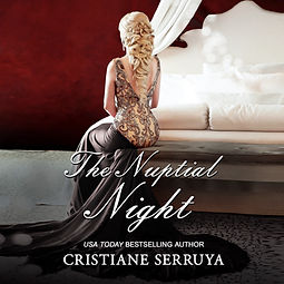 The Nuptial Night audiobook cover