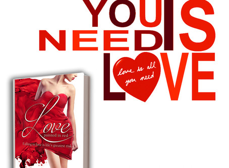 Promotion on Love Painted in Red!