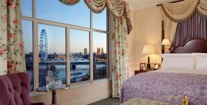 Luxury hotels in London IV