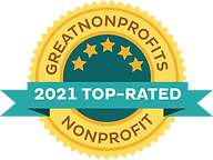 2021 Top-Rated Great Nonprofits Badge