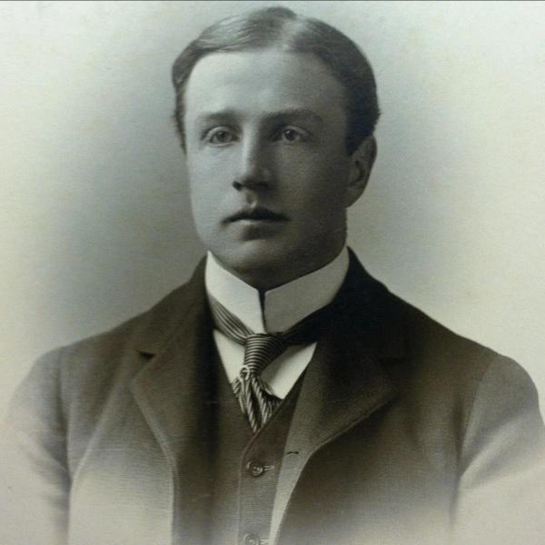 James Ebenezer Norton Shaw, ca. 1898