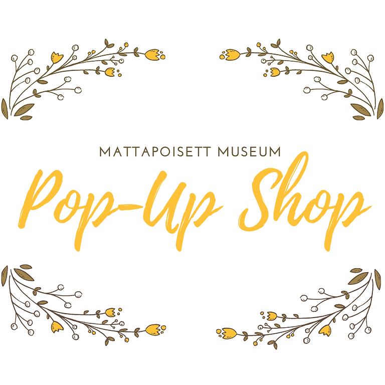 Fall Pop-Up Shop