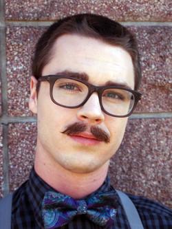 Lace Mustache