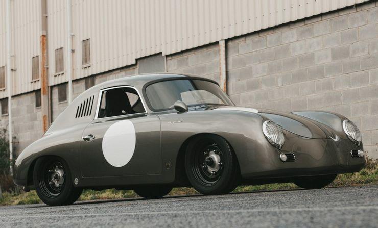 1952 Porsche 356 Outlaw Tribute