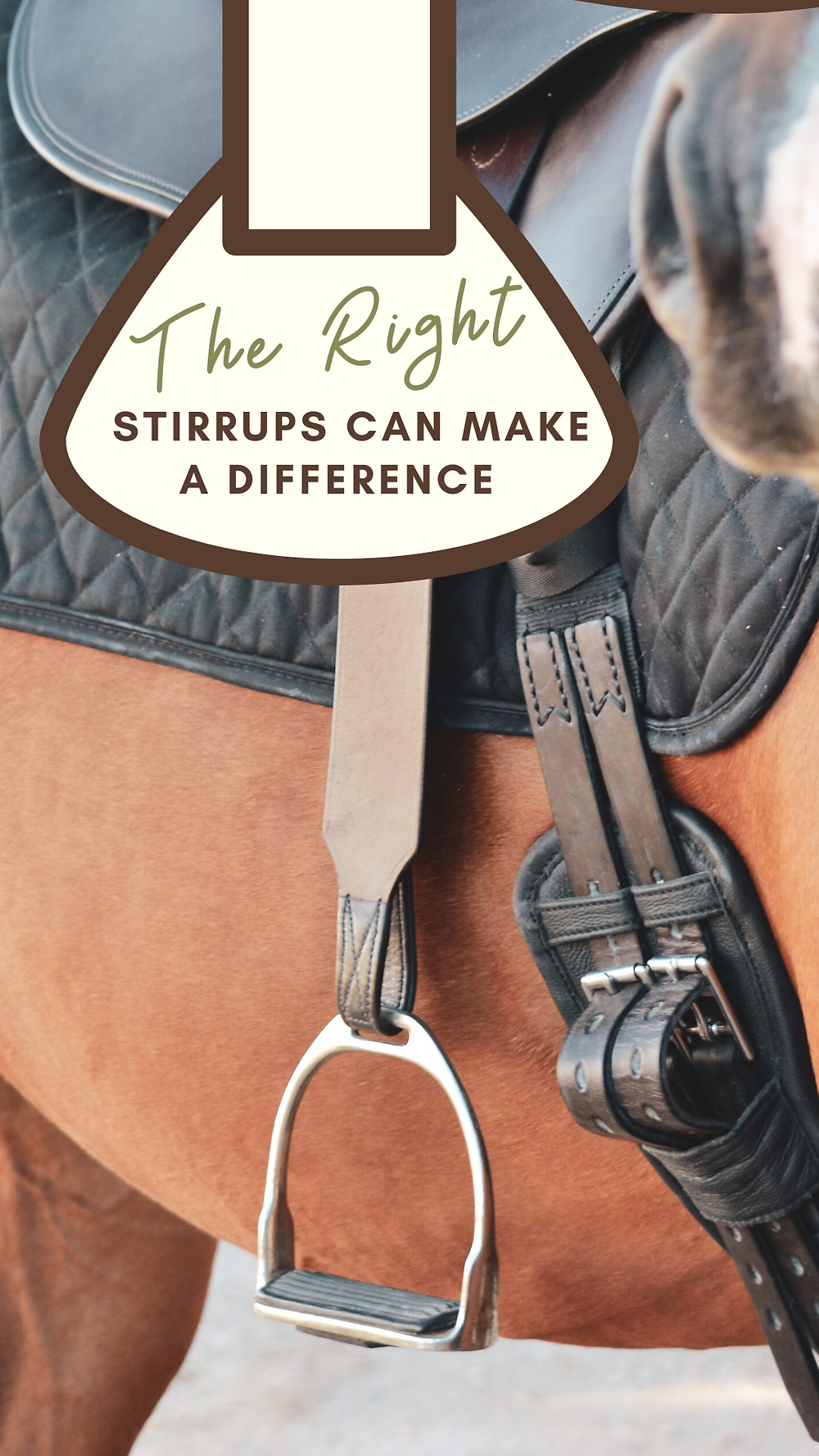 Total Saddle Fit - Stability Stirrup Leathers