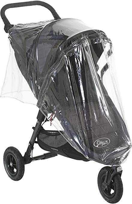 plastico de lluvia para la silla de paseo babyjogger city mini gt2