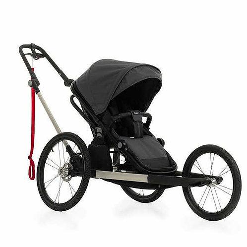 chasis emmaljunga challenge con silla en color negro