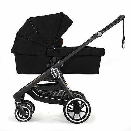 cochecito emmaljunga 2 en 1 en color outdoor black