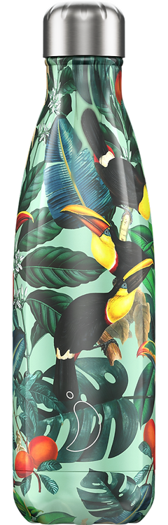 BOTELLA CHILLY'S TROPICAL TUCAN