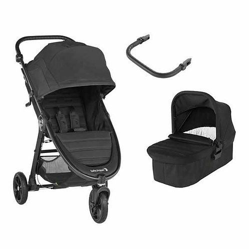 cochecito babyjogger city mini gt2 en color jet