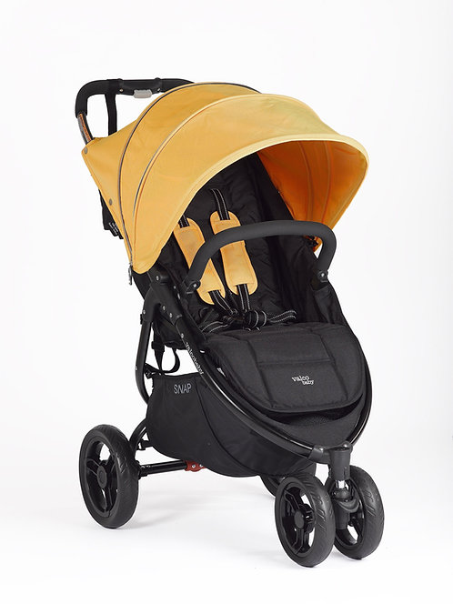 SILLA SNAP 3 VALCO BABY BASE NEGRA( VENTA ONLINE NO DISPONIBLE)