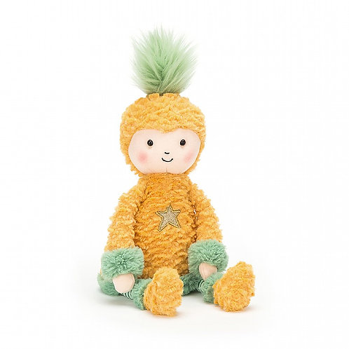 BASHFUL PERKY PINEAPPLE JELLYCAT