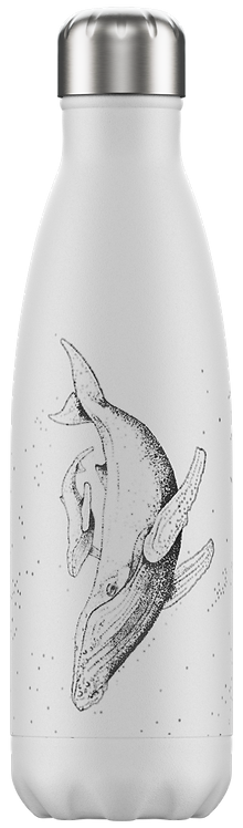 BOTELLA CHILLY'S SEA LIFE ORCA