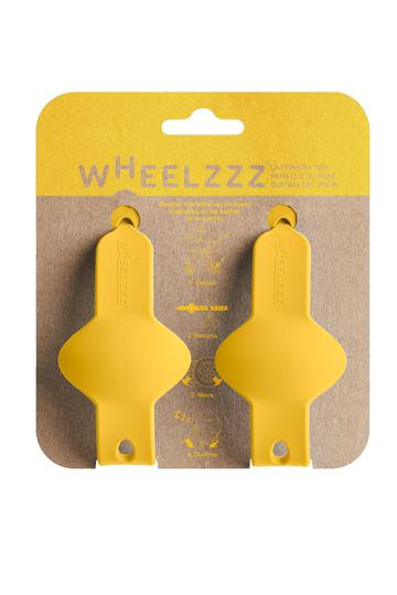 WHEELZ EMMA YELLOW DOBLE