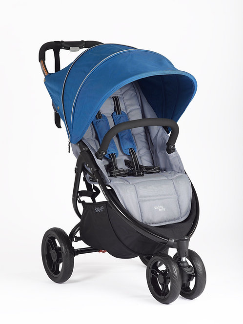 SILLA SNAP 3 VALCO BABY BASE GRIS (VENTA ONLINE NO DISPONIBLE)