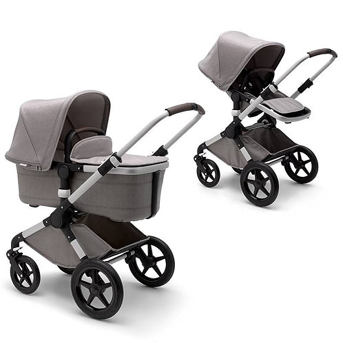 BUGABOO FOX 2 LIGHT GREY MINERAL COLLECTION