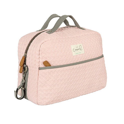 BOLSO MATERNAL DREAM ROSA BIMBI CASUAL